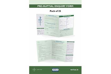 Pre Nuptial Enquiry Form