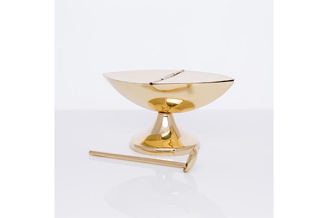 Incense Boat & Spoon