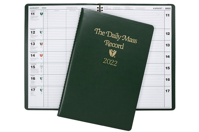 The Daily Mass Record