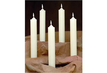 Traditional Shrine Candles