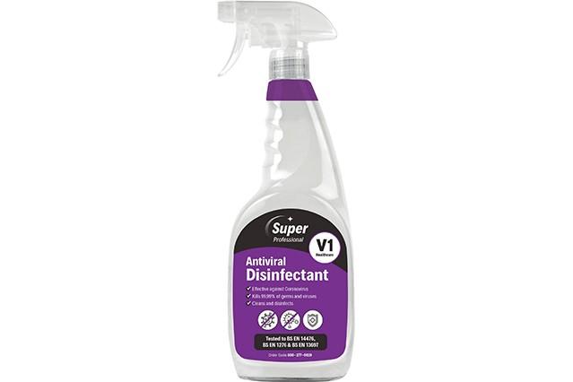 Antiviral Spray (x6)
