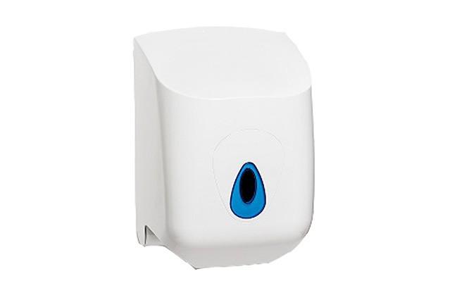 Blue Roll Dispenser