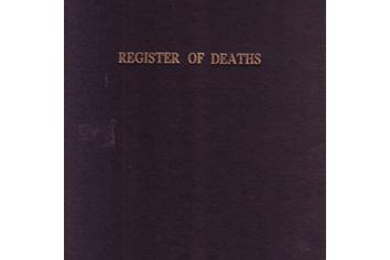 Register of Death