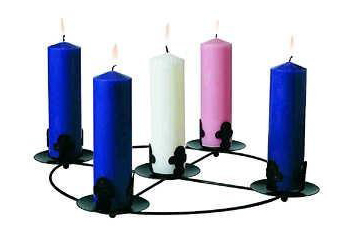 Advent Candle Wreath 2
