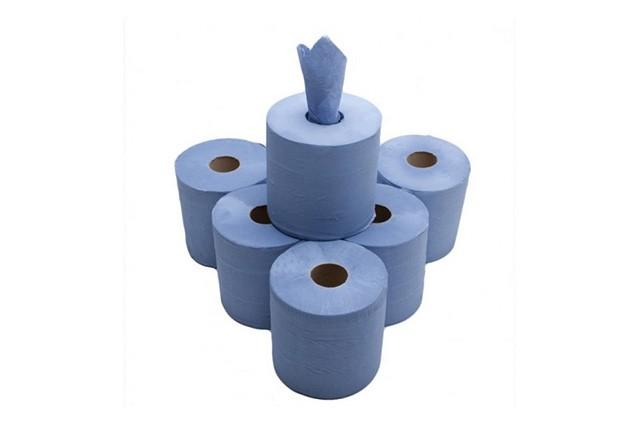 6 x Blue Roll