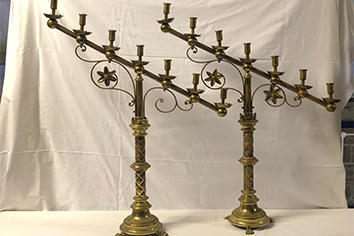 Branch Candlesticks