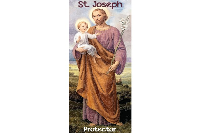 St. Joseph (no.80 - Large)